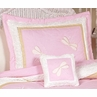 Pink Dragonfly Dreams Pillow Sham