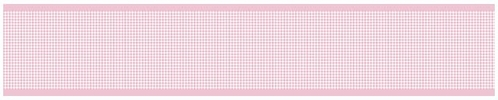 Pink French Toile Baby and Kids Wall Border by Sweet Jojo Designs - Click to enlarge