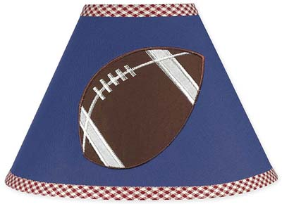 Playball Sports Lamp Shade - Click to enlarge