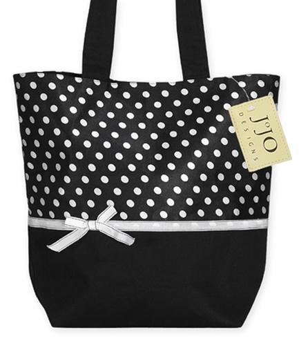 Polka Dot Handbag (Great for Diaper Bag, Tote Bag, Purse or Beach Bag) - Click to enlarge