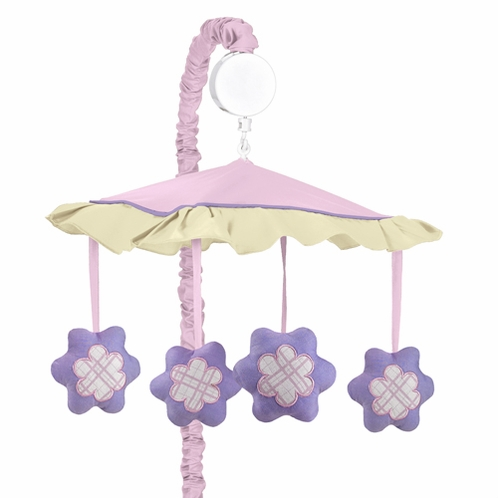 Pretty Pony Musical Crib Mobile by Sweet Jojo Designs - Click to enlarge
