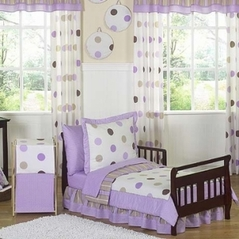 Purple Toddler Bedding Sets