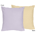 Purple Dragonfly Dreams Decorative Accent Throw Pillow