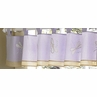Purple Dragonfly Dreams Window Valance