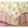 Queen Bed Skirt for Blossom Kids Childrens Bedding Sets by Sweet Jojo Designs