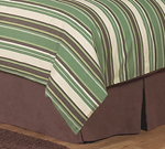 Twin Bed Skirt for Ethan Kids Childrens Bedding Sets by Sweet Jojo Designs