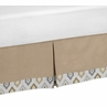 Queen Bed Skirt for Safari Outback Jungle Bedding Sets