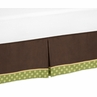 Queen Bed Skirt for Sea Turtle Bedding Sets by Sweet Jojo Designs