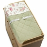 Riley's Roses Changing Pad Cover