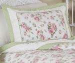 Riley's Roses Pillow Sham