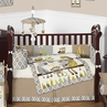 Safari Outback Jungle Baby Bedding - 9pc Crib Set by Sweet Jojo Designs