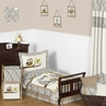 Safari Outback Jungle Toddler Bedding - 5pc Set by Sweet Jojo Designs