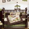 Sea Turtle Baby Bedding - 9pc Boys Crib Set by Sweet Jojo Designs