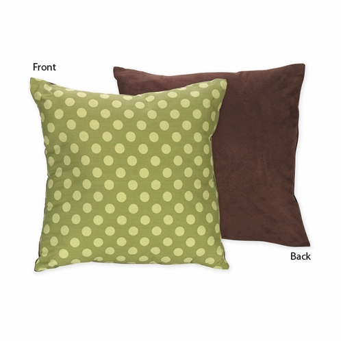 Sea Turtle Decorative Accent Throw Pillow by Sweet Jojo Designs - Click to enlarge