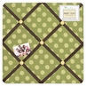 Sea Turtle Fabric Memory/Memo Photo Bulletin Board by Sweet Jojo Designs