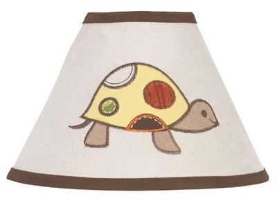 Sea Turtle Lamp Shade by Sweet Jojo Designs - Click to enlarge