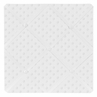 Solid White Minky Dot Fabric Memory/Memo Photo Bulletin Board by Sweet Jojo Designs