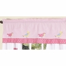 Song Bird�Window Valance by Sweet Jojo Designs