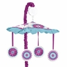 Spring Garden Musical Baby Crib Mobile by Sweet Jojo Designs