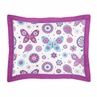 Spring Garden Pillow Sham by Sweet Jojo Designs