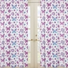 Spring Garden Print Window Treatment Panels by Sweet Jojo Designs - Set of 2
