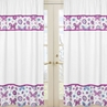 Spring Garden Window Treatment Panels by Sweet Jojo Designs - Set of 2