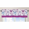 Spring Garden�Window Valance by Sweet Jojo Designs