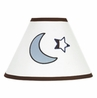 Starry Night Stars and Moons Lamp Stars and Moons Shade by Sweet Jojo Designs