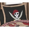 Treasure Cove Pirate Pillow Sham