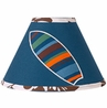 Tropical Hawaiian Lamp Shade for Boys Surf Bedding by Sweet Jojo Designs