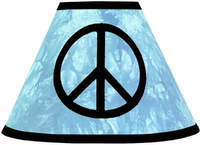 Turquoise groovy peace sign tie dye lamp shade by sweet jojo designs turquoise groovy peace sign tie dye lamp shade by sweet jojo designs only 2599 aloadofball Gallery