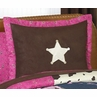 Western Horse Cowgirl Pillow Sham