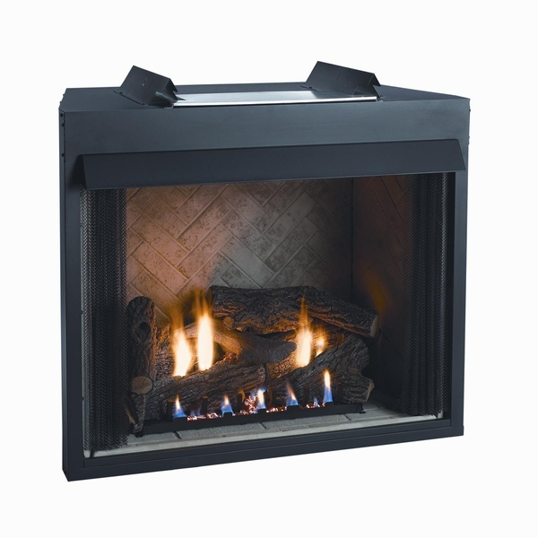 Empire Breckenridge Select Vent Free Flush Gas Firebox