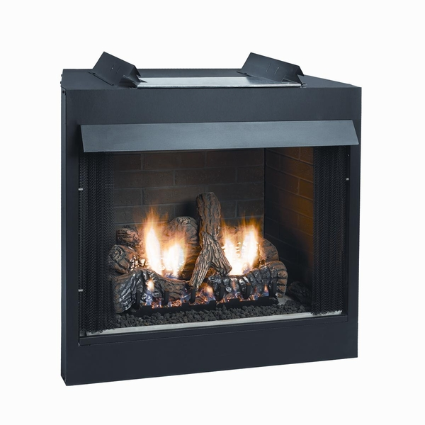 Empire Breckenridge VFD42FB0F Deluxe Vent-Free Flush Gas Firebox - 42