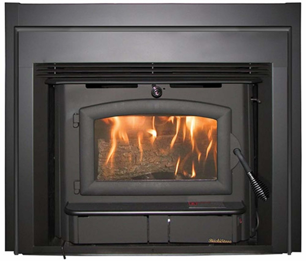 Buck Stove Model 20ZC Catalytic Wood Stove - Black Door The Buck Stove Model 20ZC Catalytic Wood Stove Black Door is made of the reliable materials you desire and features a design that is just as desirable. The color is a versatile one