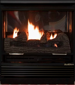 buck stove model 32 vent free gas stove natural gas