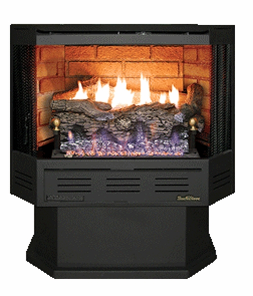 Buck Stove Model 329 Vent Free Gas Stove Natural Gas