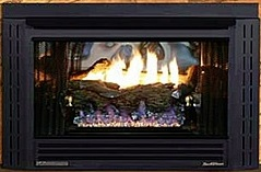 Buck Stove Model 34zc Zero Clearance Gas Fireplace