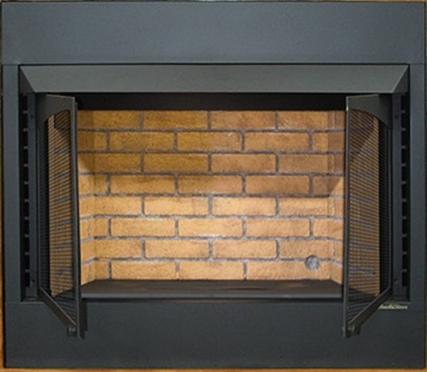 Buck Stove Model 42ZCBB Vent Free Builder Series Gas Firebox