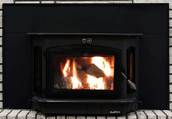 Buck Stove Model 91 Catalytic Wood Stove - Black Door The Buck Stove Model 91 Catalytic Wood Stove Black Door is a one of kind model that is sure to please your needs. The versatile finish is an accommodating black color and is going to be the right fit for varying