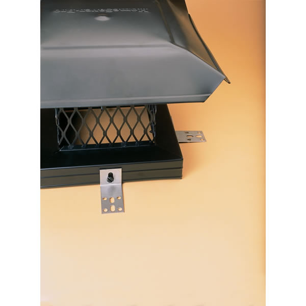 Copperfield Stainless Steel Cap Mounting Brackets
