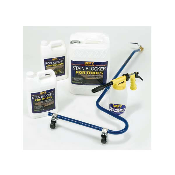 Defy Roof Cleaner Concentrate - Four Gallon Case  sc 1 st  eFireplaceStore : roof cleaner - memphite.com