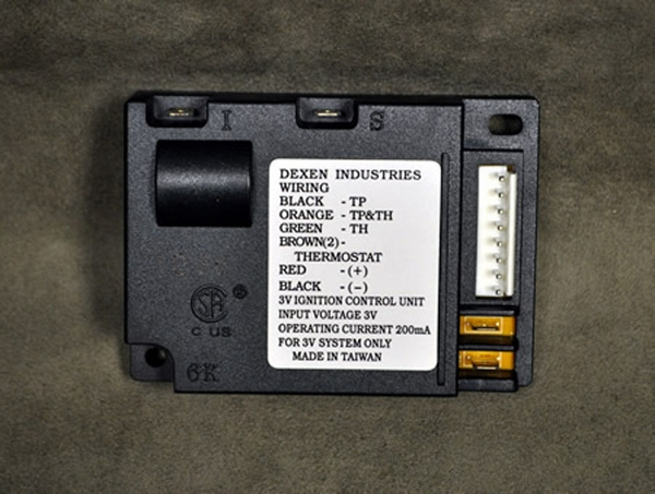 Dexen Electronic Ignition Valve Control Module