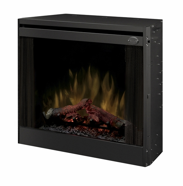Dimplex Bfsl33 Slim Direct Wire 33 Electric Firebox