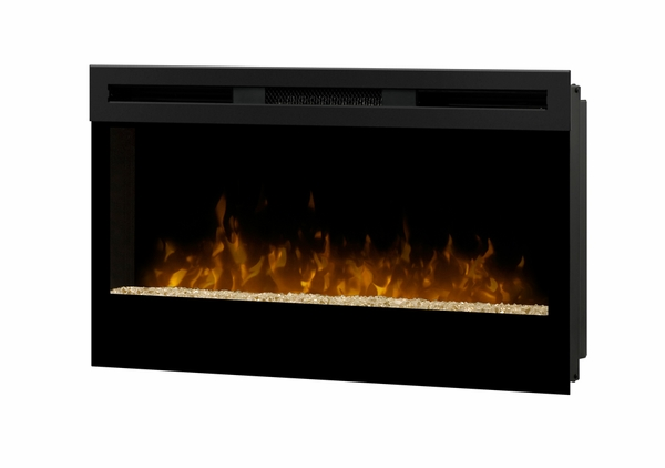 Dimplex blf34 wickson 34 wall mounted electric fireplace - Going to bed with embers in fireplace ...