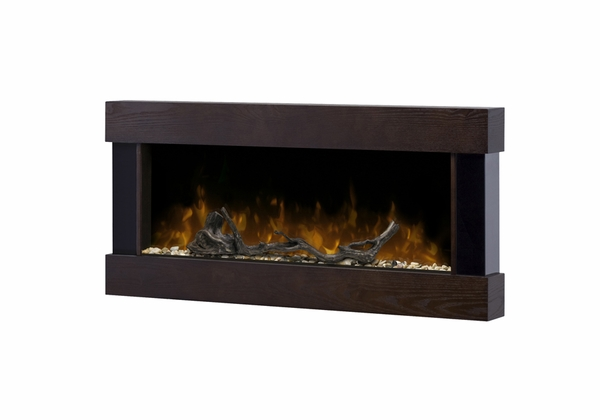 Dimplex DWF1204MA Chalet Wall Mounted Electric Fireplace
