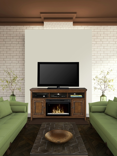 Dimplex lynbrook electric fireplace media console with - Going to bed with embers in fireplace ...