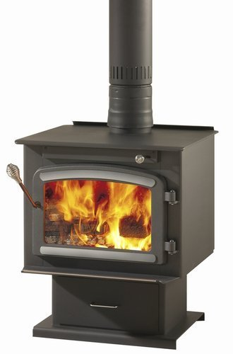 Drolet classic high efficiency epa wood stove db03081 for Small efficient wood stoves