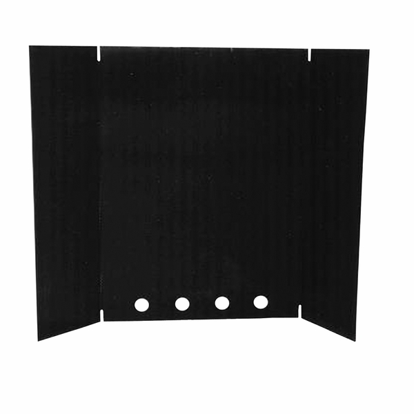 Drolet Heat Shield 42H Black Fl122 AC05555