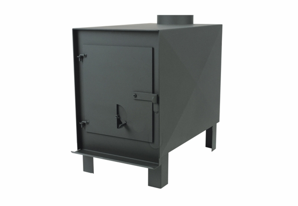 Drolet Hunter - Portable Camp Wood Stove - DB00400 - Hunter - Portable Camp Wood Stove - DB00400